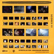 Front View : Interstellar Funk / Guenter Raler - SCORES III - Dekmantel / DKMNTL 069 / DKMNTL069