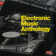Front View : Various Artists - ELECTRONIC MUSIC ANTHOLOGY 01 (LP, VINYL 1) - Wagram / 3370066 / 05181881