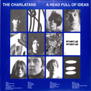 Front View : The Charlatans - A HEAD FULL OF IDEAS (BEST OF) (2LP) - Then Records / THEN1LP