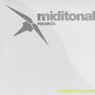 Front View : M.Forshaw / Amplified - AMPLIFY THE FORCE EP - Miditonal / midi001