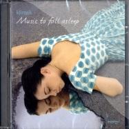 MUSIC TO FALL ASLEEP (CD)