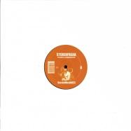Front View : Stereofreak - POTZBLITZ UND DONNERWETTER - Karatemusik023