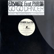 Front View : Ensame feat. PHB - GO GO DANCER - Maison Milano / a200