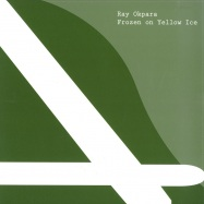 Front View : Ray Okpara - FROZEN ON YELLOW ICE (FULL COVER ARTWORK) - Area Remote / Area006