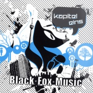 Front View : Various Artists - KAPITEL EINS (2X12) - Black Fox Music / bfm0045