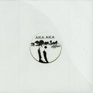 Front View : Aka Aka - ICH & DU - Stil vor Talent / SVT048