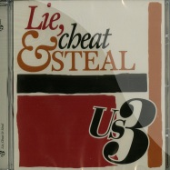 LIE, CHEAT AND STEAL (CD)