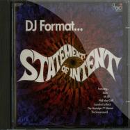 STATEMENT OF INTENT (CD)