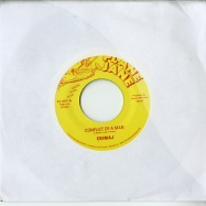 CONFLICT OF A MAN / NOTHING LIKE THIS (7 INCH)