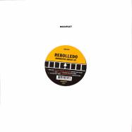 Front View : Rebolledo - MOMENTO DRIVE EP (RE-RELEASE) - Kompakt / Kompakt 304