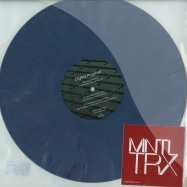 Front View : Digital Prophet - TRANSDIMENSIONAL COMMUNICATION SYSTEM (COLOURED + VINYL ONLY) - Mental Trax / MNTLNO.601