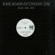 Front View : Dhaze, Ilario Liburni, KiRiK, Mau - MEM033 (180GR) - Memoria Recordings / MEM033