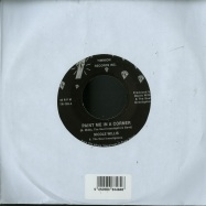 PAINT ME IN A CORNER / WHERE ARE YOU NOW (7 inch)