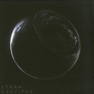 Front View : Xtrah - GRAVITAS EP (180G VINYL) - Invisible / INVISIBLE017