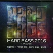 HARD BASS 2016 (4XCD)