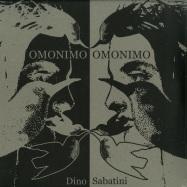 Front View : Dino Sabatini - OMONIMO (2X12 LP) - Outis / OUTISOPERA001LP