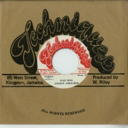Front View : Johnny Osbourne & Alton Ellis - NIAH MAN (7 INCH) - Dub Store Records / DSRWR714
