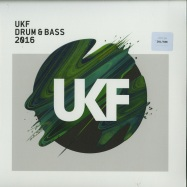 UKF DRUM & BASS 2016 (LTD WHITE VINYL)