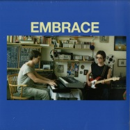 Front View : Martin Kornberger & Volker Kuhn - EMBRACE (LP) - Orbeatize / ORB-02