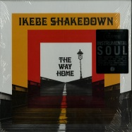 Front View : Ikebe Shakedown - THE WAY HOME (LP + MP3) - Colemine / CLMN12017
