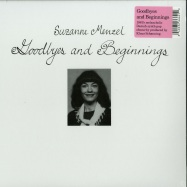 Front View : Suzanne Menzel - GOODBYES AND BEGINNINGS (LP) - Frederiksberg Records / FRB 005