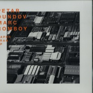 Front View : Petar Dundov Marc Romboy - CAPER TRAN EP - Systematic / SYST0118-6