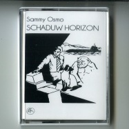 Front View : Sammy Osmo - SCHADUW HORIZON (TAPE / CASSETTE) - Nightwind Records / NW017