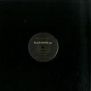 Front View : Elbee BaD - BlaCK WHITE ep - LaRhon / LAR046