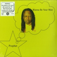 Front View : Prophet & Mndsgn - WANNA BE YOUR MAN (LP) - Stones Throw / STH2385 / 39144261