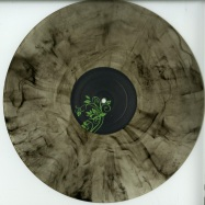 Front View : Steve Bug - DIFFERENT IN DETROIT (CLEAR MARBLED VINYL) - Ornaments / ORN045