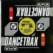 Front View : Addison Groove & Bim Sanga Present Bags Inc - DANCE TRAX VOL.17 - Dancetrax / Dancetrax017