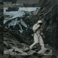Front View : Nicolay & The Hot At Nights - GLACIERS (LP) - Foreign Exchange Music / FE013
