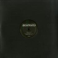 Front View : Kosh / OCB / Jauzas The Shining / Ersatz Olfolks - MTRON009 - Mechatronica / MTRON009