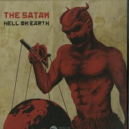 Front View : The Satan - HELL ON EARTH (RED & GOLD 2X12 LP + MP3) - PRSPCT / PRSPCTLP014
