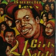 Front View : Barrington Levy - 21 GIRLS SALUTE (LP) - Jah Life / JL 042