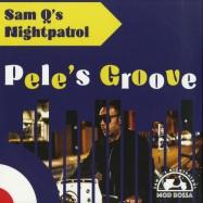 Front View : Sam Qs Night Patrol - PELES GROOVE EP - Mod Bossa / MB-01