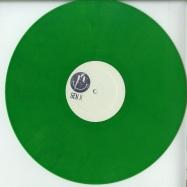 Front View : Rob Janssen - BOYS INTERFACE REMIXES (YELLOW & GREEN VINYL) - Gen X / GENX003