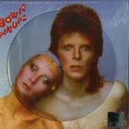 Front View : David Bowie - PINUPS (LTD PICTURE LP) - Parlophone / DB69736P / 190295511289