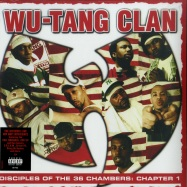 Front View : Wu-Tang Clan - DISCIPLES OF THE 36 CHAMBERS: CHAPTER 1 (LIVE) (2LP) - BMG / 405053850158