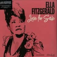 Front View : Elle Fitzgerald - LOVE FOR SALE (LP) - Dreyfus Jazz / 538421281