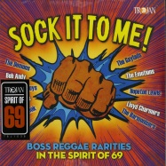 Front View : Various Artists - SOCK IT TO ME! (LP) - Trojan / 405053849008
