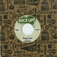 Front View : Escape Roots - GANJA SOCKS (7 INCH) - Nice Up / NUP063 / 00135550