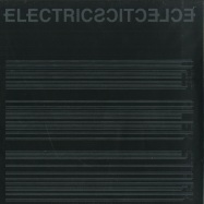 Front View : Alek Stark - ELECTRICA ECLECTICA (CLEAR VINYL) - Fundamental Records / FUND018EE025