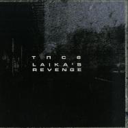 Front View : TNC6 - LAIKAS REVENGE - Climate of Fear / Fear 001