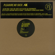 Front View : Pleaxure - NO SUCH (ANTHONY NAPLES, MOMA READY RMXS) - NICE1 / NICE1-001-EP