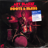 Front View : Art Blakey & The Jazz Messengers - ROOTS AND HERBS (TONE POET VINYL) (LP) - Blue Note / 0884052