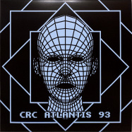Front View : CRC - ATLANTIS 93 (LTD BLACK SLEEVE REPRESS) - Furthur Electronix / FE048