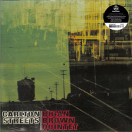 Front View : Brian Brown Quintet - CARLTON STREETS (LP) - The Roundtable / SIR022