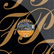 Front View : Blackbelt Andersen - ALFAZ DE PI - Full Pupp / FP07