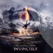 Front View : Evil Activitis & Dj Panic - INVINCIBLE - Neophyte / neo042